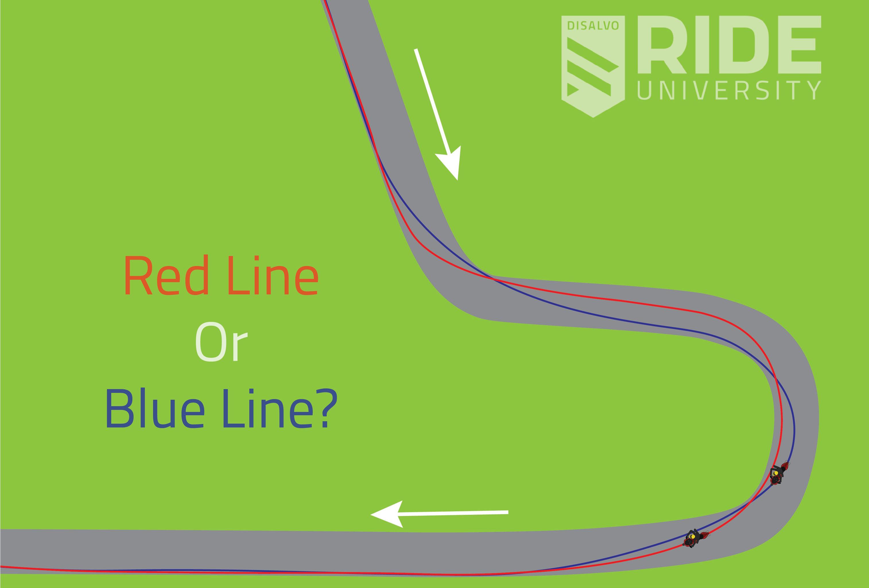 red line blue line challenge 4 ride university. Black Bedroom Furniture Sets. Home Design Ideas